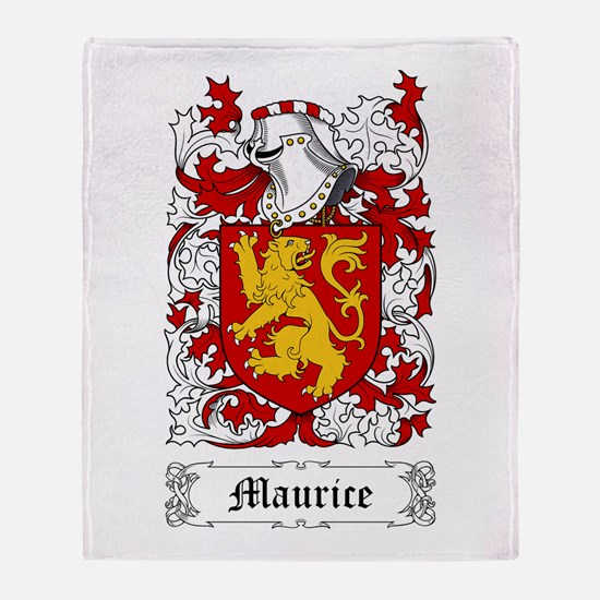 Maurice Throw Blanket