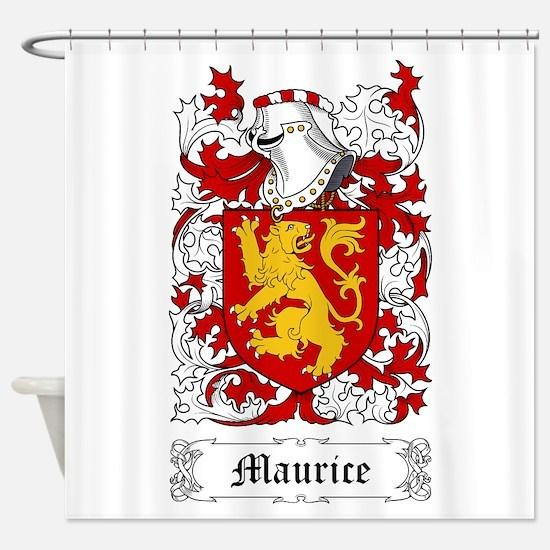 Maurice Shower Curtain