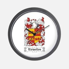 Llewellyn Wall Clock