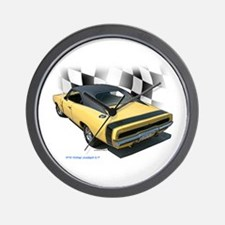 1970 Dodge Charger R/T Wall Clock