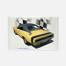 1970 Dodge Charger R/T Rectangle Magnet