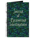 Paranormal investigator Journals & Spiral Notebooks