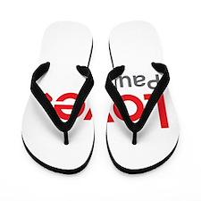 Love Paula Flip Flops
