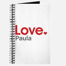 Love Paula Journal