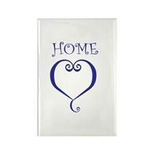 Home-Sweet-Home Rectangle Magnet (100 pack)