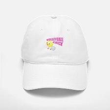 Volleyball Chick Baseball Baseball Baseball Cap