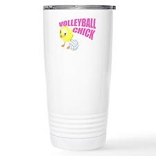 Volleyball Chick Travel Mug