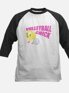 Volleyball Chick Baseball Jersey