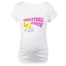 Volleyball Chick Shirt