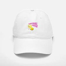 SoftballChick copy Baseball Baseball Baseball Cap