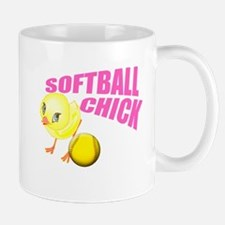 SoftballChick copy Mug