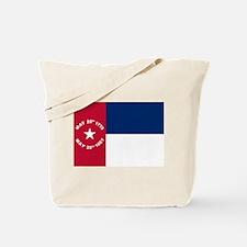 NC 1861 Flag Tote Bag
