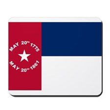 NC 1861 Flag Mousepad
