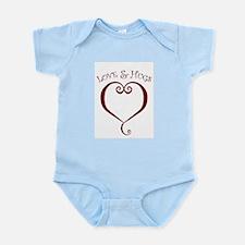 Love&Hugs Infant Bodysuit