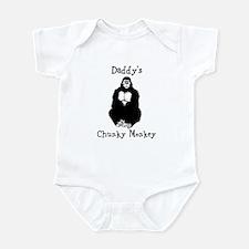 Daddy's Chunky Monkey Infant Bodysuit