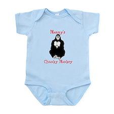 Mommy's Chunky Monkey Infant Bodysuit