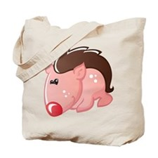 Wild Pig Tote Bag