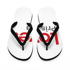 Love Priscilla Flip Flops