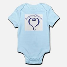 HEART-Forever-Young Body Suit