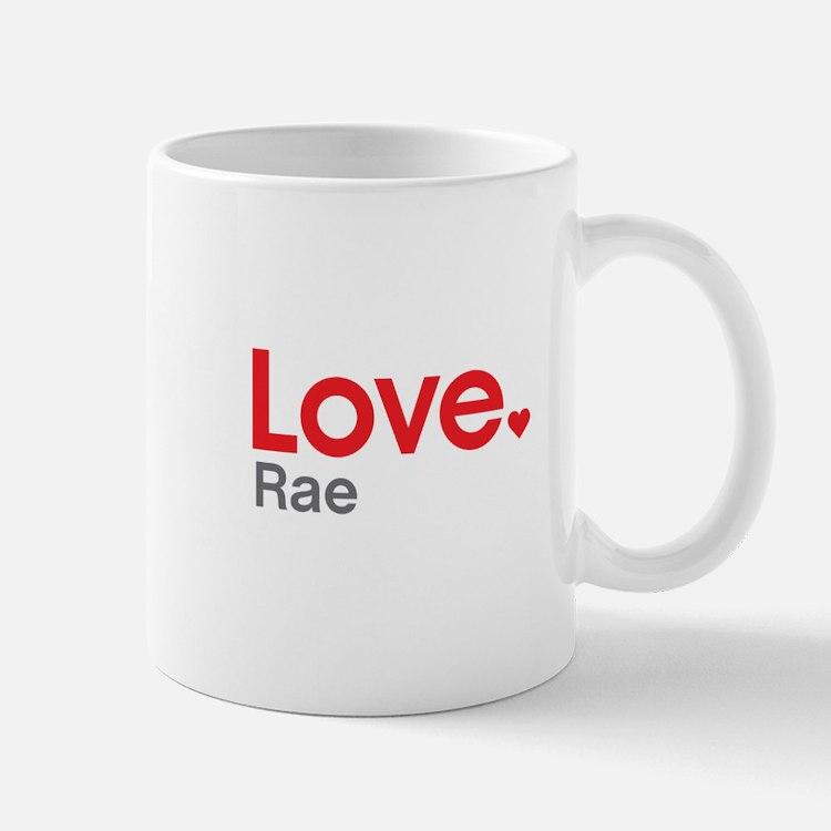 Love Rae Mug