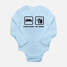 Beekeeper Long Sleeve Infant Bodysuit