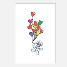 Up Up and Away Postcards (Package of 8)