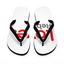 Love Reba Flip Flops