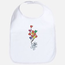 Up Up and Away Bib