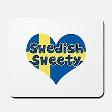 Swedish Sweety Mousepad