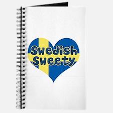 Swedish Sweety Journal