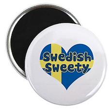 "Swedish Sweety 2.25"" Magnet (10 pack)"