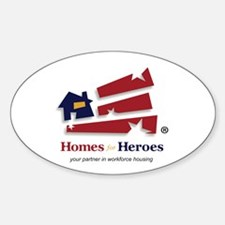 Homes For Heroes Decal