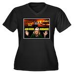 GOOD RIDDANCE Plus Size T-Shirt