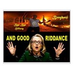 GOOD RIDDANCE Posters