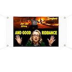 GOOD RIDDANCE Banner