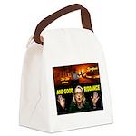 GOOD RIDDANCE Canvas Lunch Bag