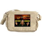GOOD RIDDANCE Messenger Bag