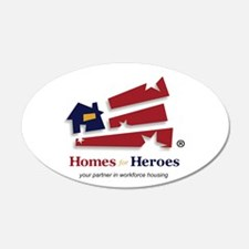 Hero Wall Decal