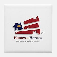 Unique Heroes Tile Coaster