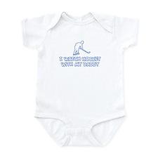 Hockey Daddy Infant Bodysuit