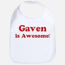 Gaven is Awesome Bib
