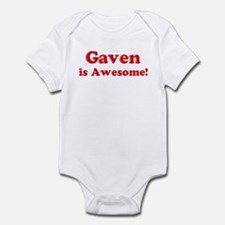 Gaven is Awesome Infant Bodysuit