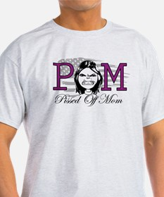Pissed Off Mom T-Shirt
