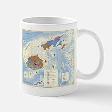 Fiji Map Mug