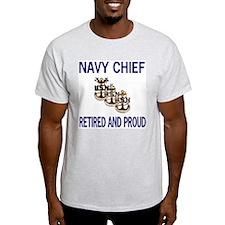 Retired From USS NASHVILLE