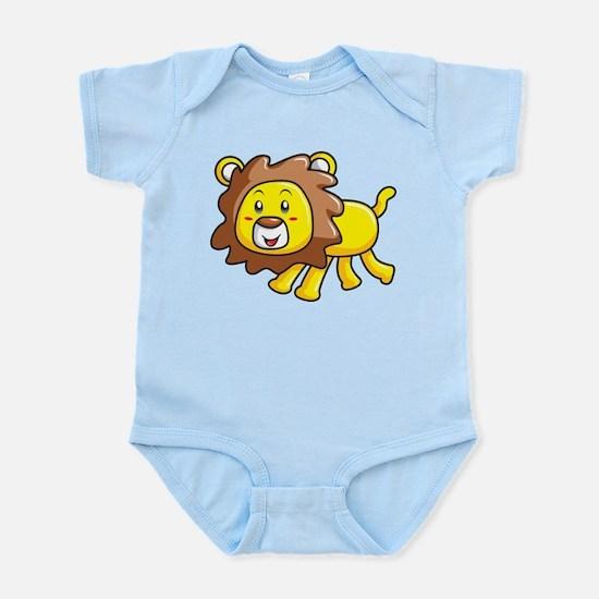 Stuffed Lion Body Suit