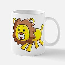 Stuffed Lion Mug