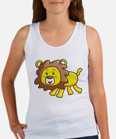 Stuffed Lion Tank Top