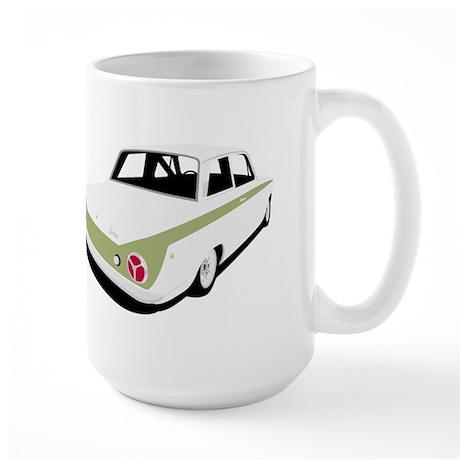 Lotus Cortina Large Mug