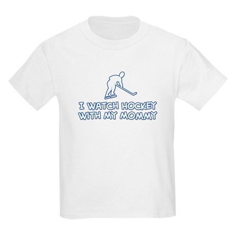 Hockey Mommy Kids T-Shirt